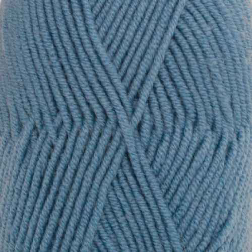 Drops Merino extra fine uni colour - 23 Gråblå