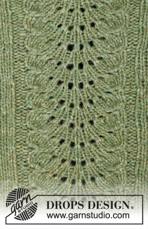 Clover genser fra Drops 196-4