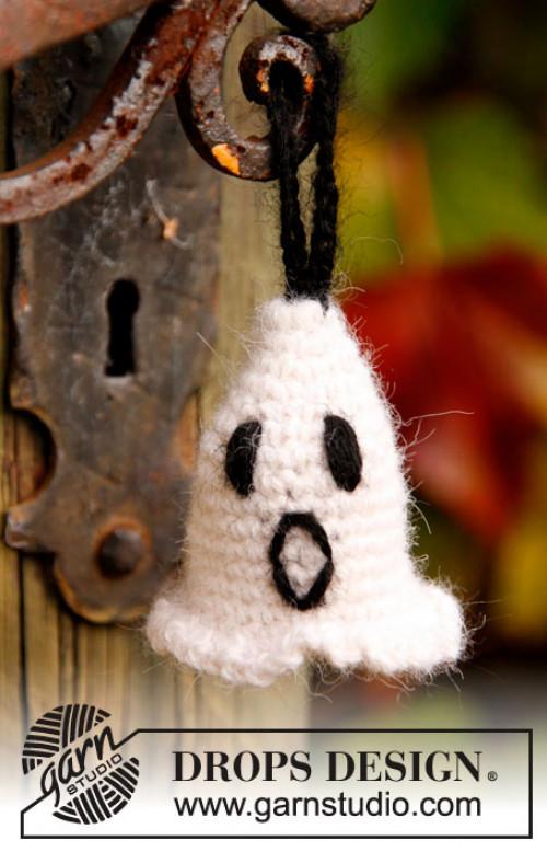 Casper Halloween spøkelse - Drops 0-781