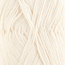 Drops BabyAlpaca Silk uni colour - 0100 Natur