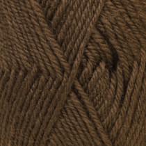 Drops Karisma uni colour - 04 Sjokoladebrun