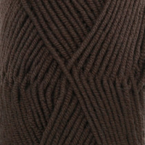 Drops Merino extra fine uni colour - 09 Mørk brun