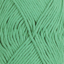 Drops Paris uni colour - 11 Opal grønn