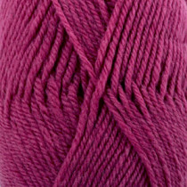 Drops Karisma uni colour - 13 Cerise