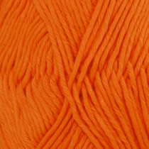Drops Paris uni colour - 13 Orange