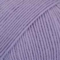 Drops Baby merino uni colour - 14 Lilla
