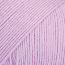 Drops Baby merino uni colour - 15 Lys lilla