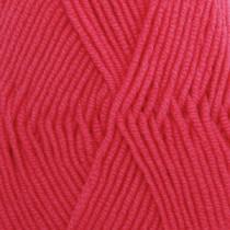 Drops Merino extra fine uni colour - 17 Cerise