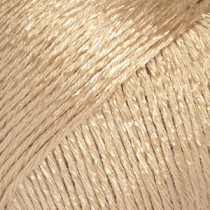 Drops Cotton Viscose uni colour - 17 Lys beige
