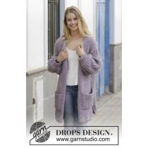 Wayfarer jakke fra Drops 191-18