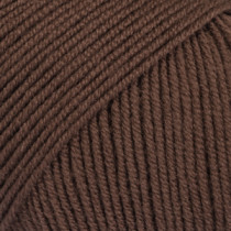 Drops Baby merino uni colour - 18 Brun