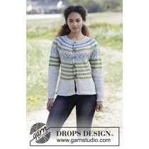 Nova Scotia jakke by Drops 180-21