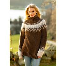 Kathrine genseren fra Farmen Viking 1806-1 Brun