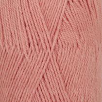 Drops Flora Uni Colour - 20 Ferskenrosa