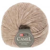 Viking garn - Camel 207 - Beige