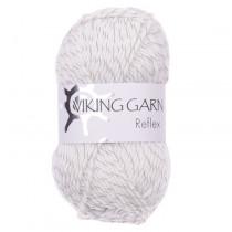 Viking garn - Reflex 400 Hvit