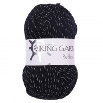 Viking garn - Reflex 403 Sort