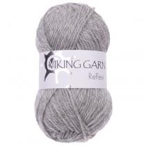 Viking garn - Reflex 413 Lysegrå