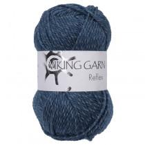 Viking garn - Reflex 427 Jeansblå