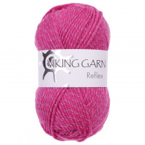 Viking garn - Reflex 463 Rosa