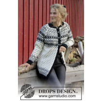 Telegram Jacket by Drops 184-22