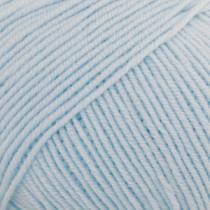Drops Baby merino uni colour - 24 Lys himmelblå