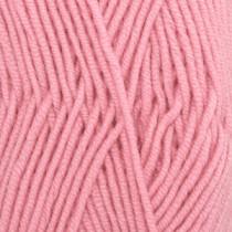 Drops Merino extra fine uni colour - 25 Rosa