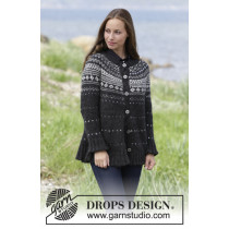 Telegram Jacket by Drops 184-25
