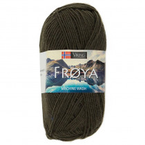 Viking garn - Frøya 256 - Grønn