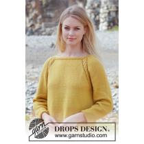 Golden Girl genser fra Drops 187-25
