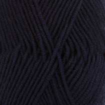 Drops Merino extra fine uni colour - 27 Marineblå