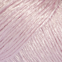 Drops Cotton Viscose uni colour - 28 Lys rosa