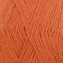 Drops Alpaca uni colour - 2915 Orange