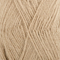 Drops Alpaca uni colour - 302 Camel