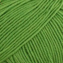 Drops Baby merino uni colour - 31 Kraftig grønn