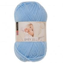 Viking garn - Baby Ull 324 - Mellomblå