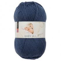 Viking garn - Baby Ull 325 - Jeansblå