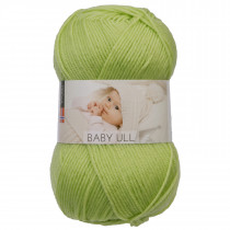 Viking garn - Baby Ull 331 - Lime