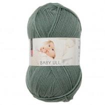 Viking garn - Baby Ull 338 - Olivengrønn