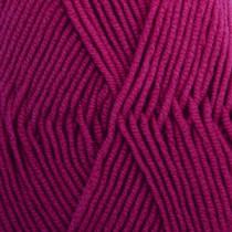 Drops Merino extra fine uni colour - 35 Mørk lyng