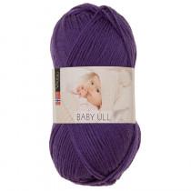 Viking garn - Baby Ull 371 - Mørk lilla