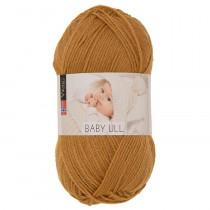 Viking garn - Baby Ull 375 - Okergul