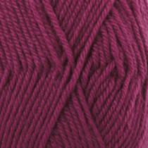 Drops Karisma uni colour - 39 Mørk gammelrosa