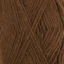 Drops Alpaca uni colour - 0403 Mellombrun