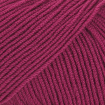Drops Baby merino uni colour - 41 Plomme