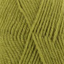 Drops Karisma uni colour - 45 Lys oliven