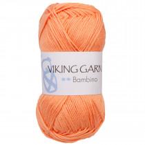 Viking garn - Bambino 451 - Aprikos
