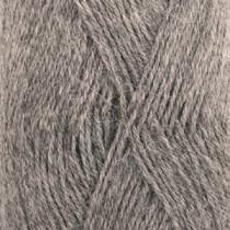 Drops Alpaca mix - 517 Mellomgrå