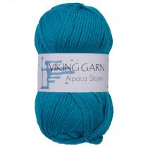 Viking garn - Alpaca Storm 530 - Turkis