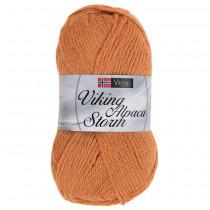 Viking garn - Alpaca Storm 551 - Oransje